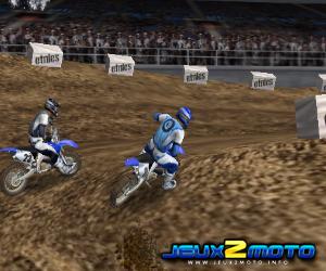 jeux moto cross course