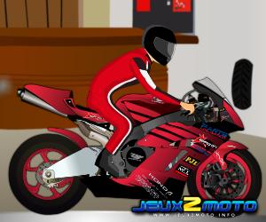 tuning moto jeux